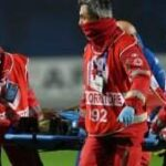 Osimhen collapses, rushed to hospital as Napoli lose